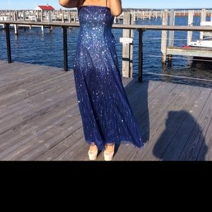 Macy's Dresses - Prom Dress, I've only wore it once!